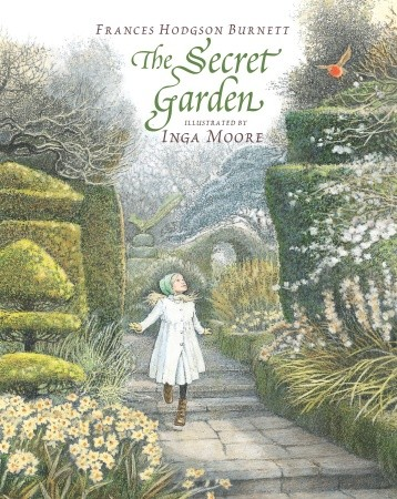 """The Secret Garden"" by Frances Hodgson Burnett, published by Candlewick Press"