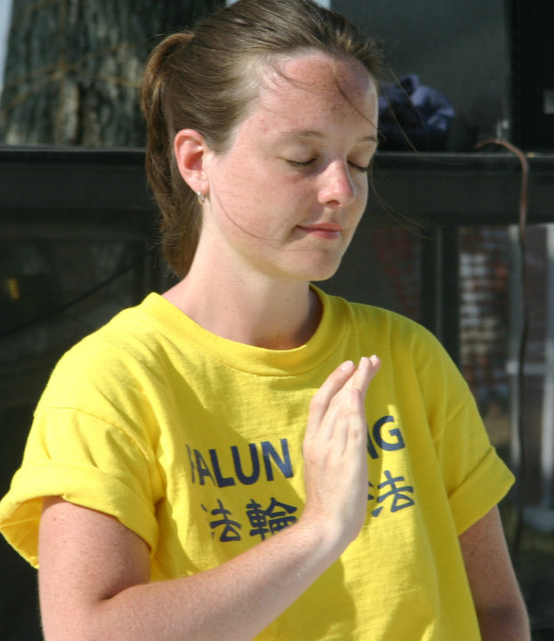 How This Jersey Shore Girl Came to Practice Falun Gong