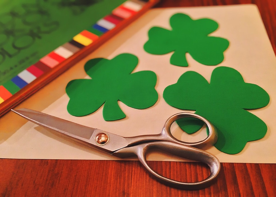 St. Patrick's Day Family Fun