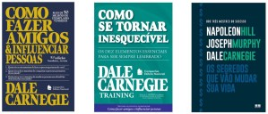 Livros Dale Carnegie