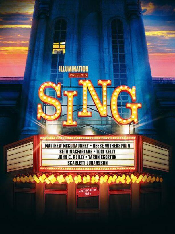 Filme Sing Quem Canta os Males Espanta