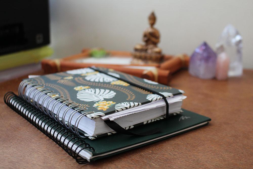 agenda e caderno