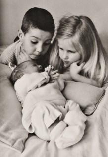 Thomas, Juliette et Elliot /2003