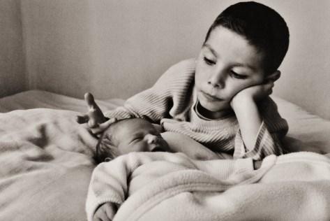 Thomas et Elliot /2003