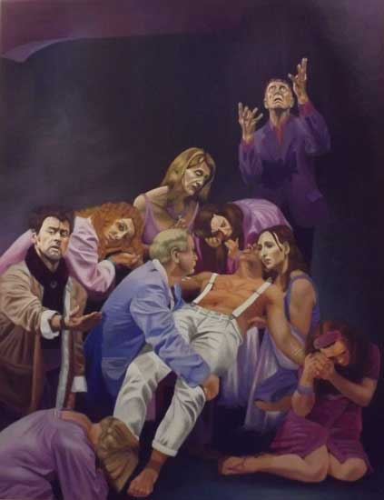 Theatre Of E-Morals - Compassion