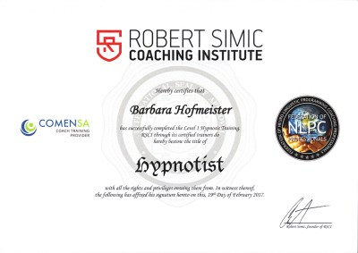 Hypnotist-RSCI