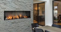 Linear Fireplaces : Barbara Jean Collection