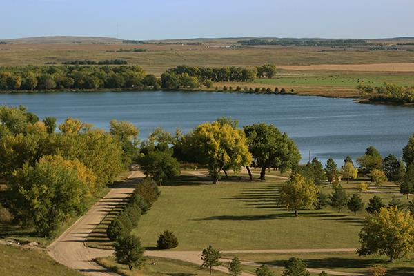 Lake Ogallala, Nebraska