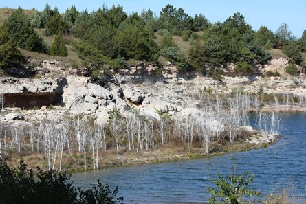Lake McConaughy, near Ogallala, Nebraska