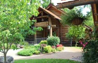 Hope Wilderness Chapel, Dogwood Canyon, MO