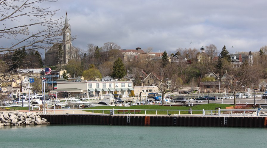 Coal Dock Park, Port Washington, WI