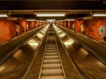 Stockholm's Metro System – A World of Art in the Underground