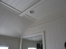 raised ceiling attic