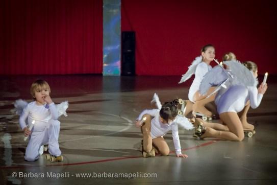 Balletto pattinaggio Jolly 12M