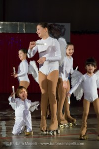 Balletto pattinaggio Jolly 12R