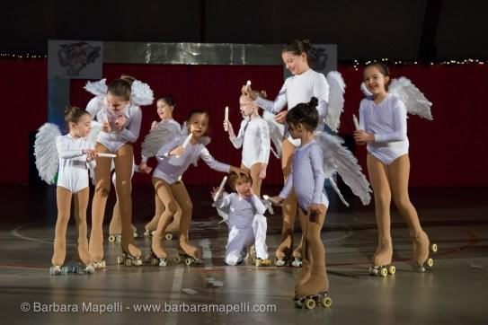Balletto pattinaggio Jolly 12V