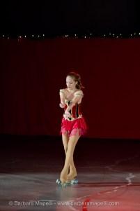 Balletto pattinaggio Jolly 120