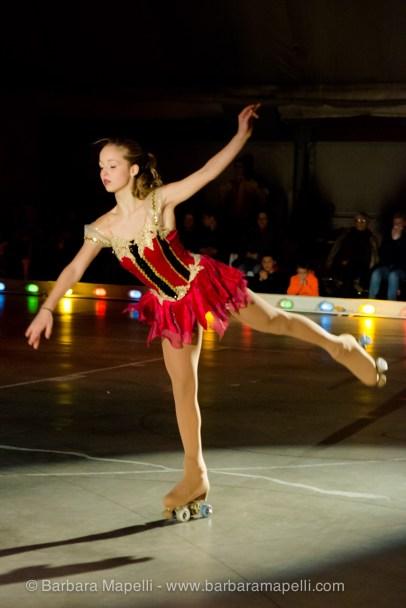 Balletto pattinaggio Jolly 124