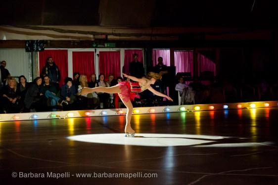 Balletto pattinaggio Jolly 126