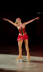 Balletto pattinaggio Jolly 130