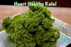 Heart Healthy Kale