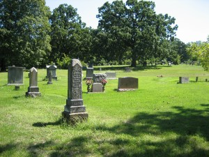 cemetery missouri