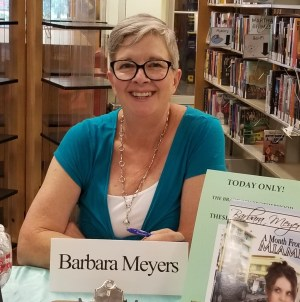 Author Barbara Meyers