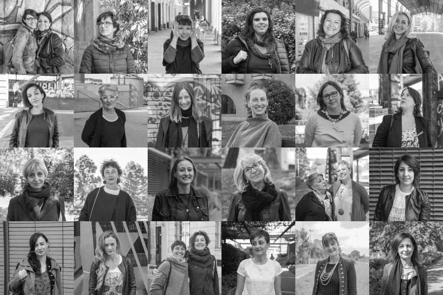 Barbara Oggero fotografa fotografia progetto fotografico donne di torino blog bilancio 2017 2018