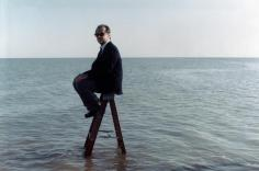 Jack Nicholson, Galveston Bay, 1982
