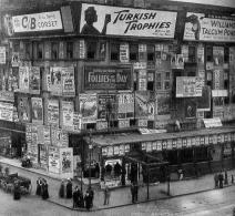 Times Square, 1909. Fotografia dalla Library of Congress