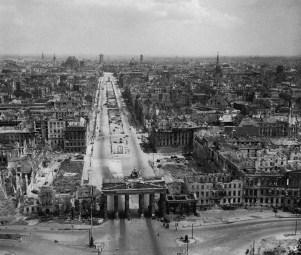 Berlino alla fine della guerra, 1945