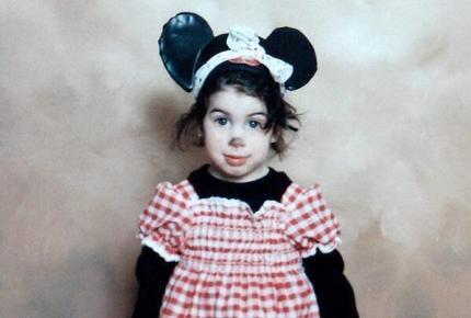 Amy Winehouse da bambina