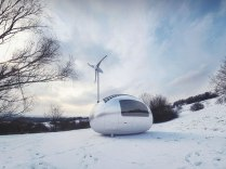 Ecocapsules by Nice Architects