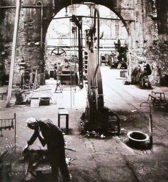 Voltri, Italy 1962 Photo: Ugo Mulas