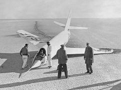Incidente aereo, 1952