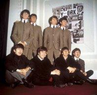 28 marzo 1964, Madame Tussauds di Londra ha presentato le statue di cera dei Beatles, le prime stelle pop a essere onorate
