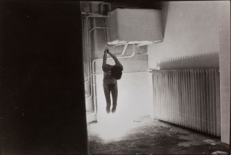 "Tibor Hajas: ""Picture Whipping"", 1978"