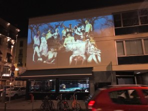 VIDEO STREE ART @ ANALIX FOREVER (2 rue de Hesse)