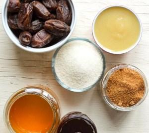 açúcar, substitutos, adoçantes naturais
