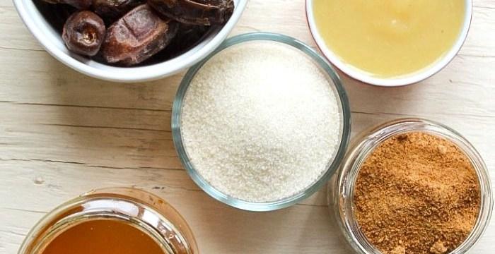 Como substituir o açúcar para ter uma alimentação saudável?