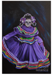 Purple Dancer