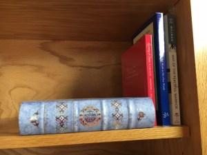 box of dreams on shelf