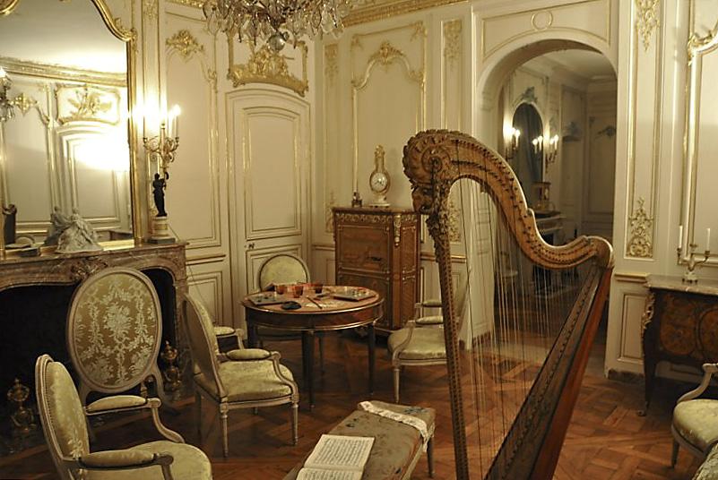 Mobiliario espaol en el siglo XVIII  Arte y dems
