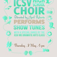 ICSV High School Choir Spring Concert Poster with final changes - Finished!