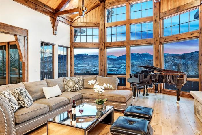 1398 Beard Creek Trail, Cordillera / SOLD $3,000,000 / 6.15.18 (Photo: LIV SIR)