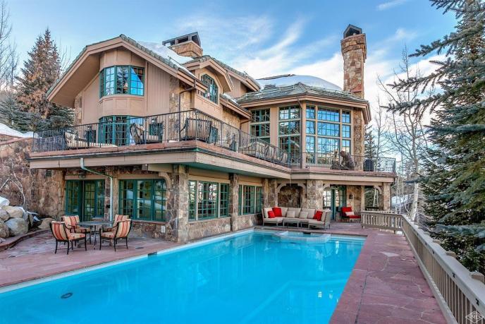 51 Chateau Lane #11, Beaver Creek / SOLD $13,400,000 / 6.15.18 (Photo: LIV SIR)