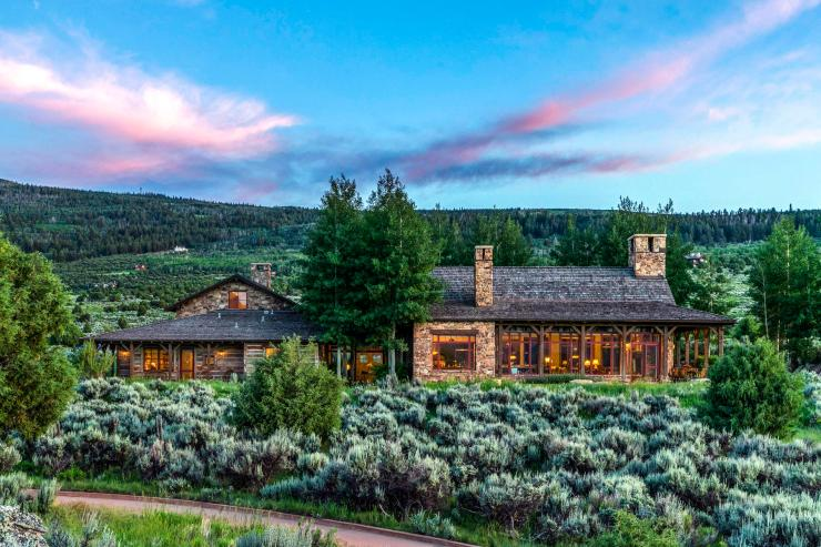 141 E Lakeside Trail, Red Sky Ranch / SOLD $3,000,000 / 9.10.2020 (Seller & Buyer Represented; Photo Provided by LIV SIR)