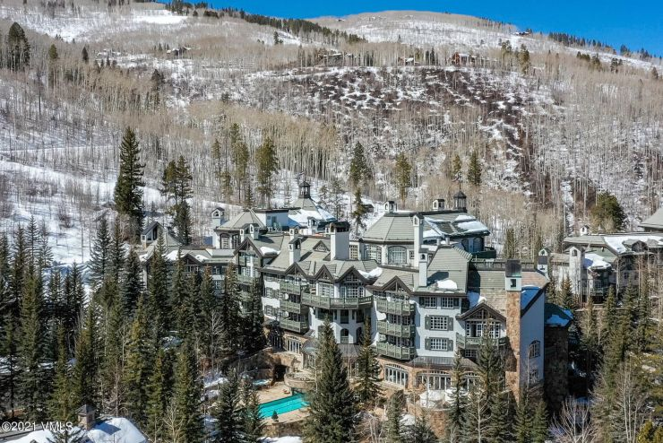 Chateau Terrace #1405, Beaver Creek / Sold $2,000,000 on 6.7.2021 / Seller Represented (Photo: LIV SIR)