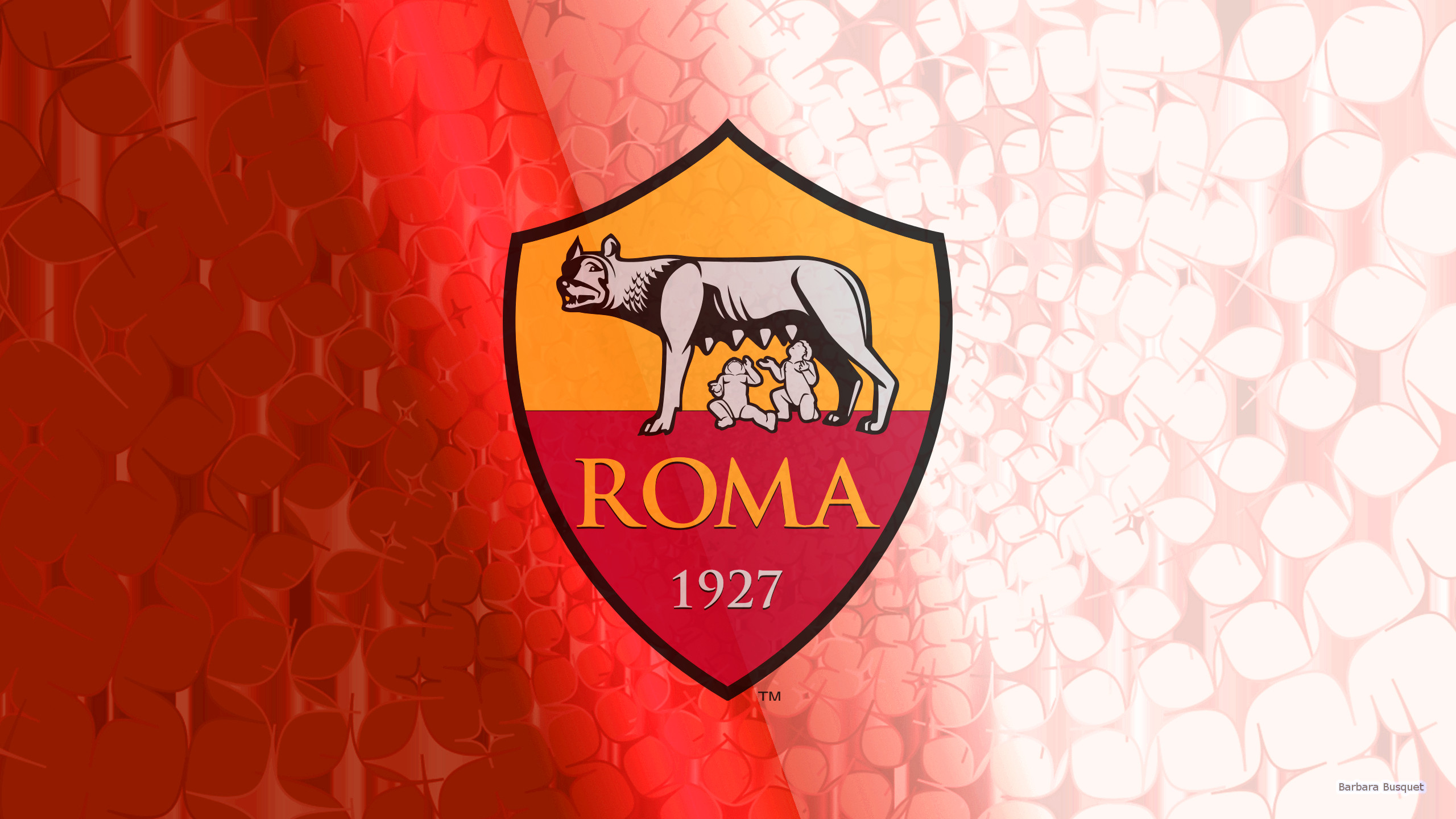 Orange Fall Wallpaper A S Roma Football Wallpapers Barbaras Hd Wallpapers