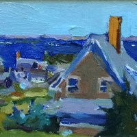 Guess the artist [Solved]! Monhegan Island by Robert Abele...